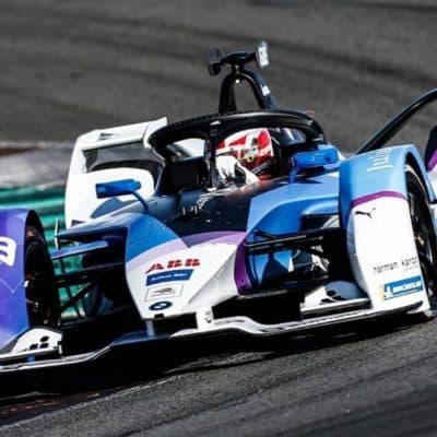 Formel E: Credit: BMW/Twitter