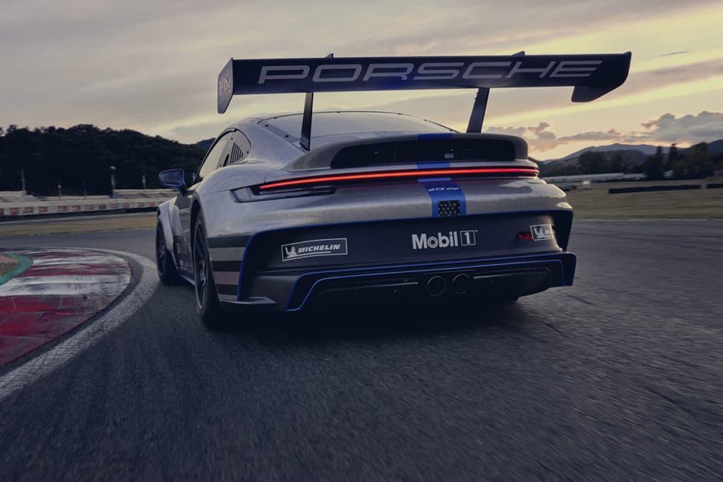 Der Porsche 911 GT3 Cup