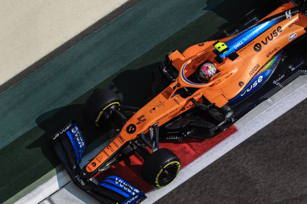 Credit: McLaren