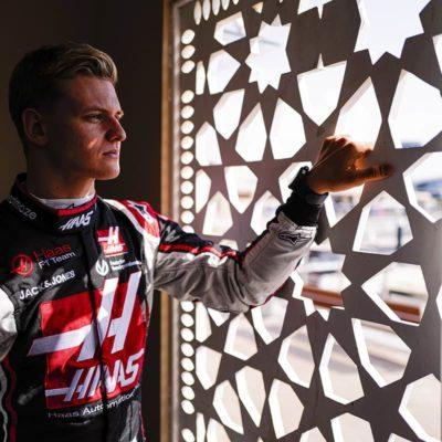 Mick Schumacher Credit: LAT/Haas