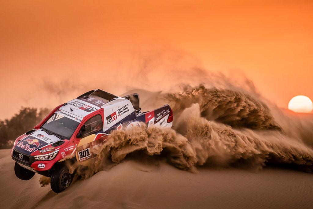 Rallye Dakar Credit: Red Bull Content Pool