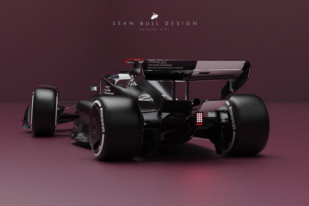 Polestar-F1-Concept. Credit: Sean Bull Design