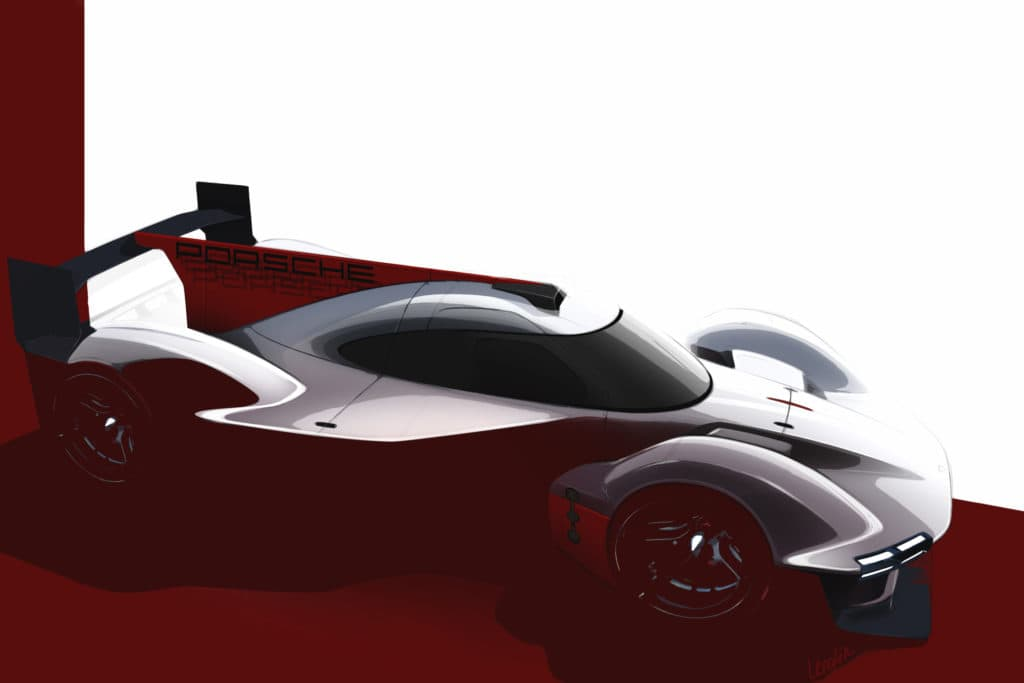 Porsche kehrt nach Le Mans zurück; Credit: Porsche