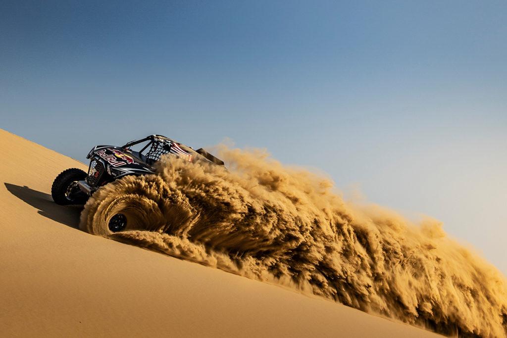 Rallye Dakar 2021 Credit: Red Bull Content Pool