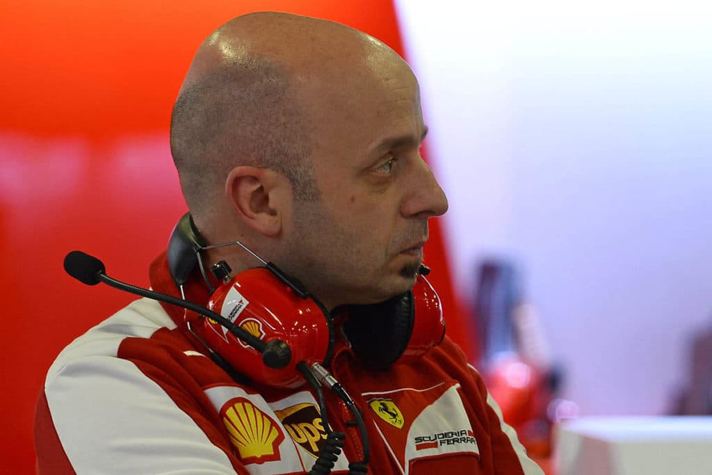 Simone Resta wechselt zum Haas Team Credit: Ferrari