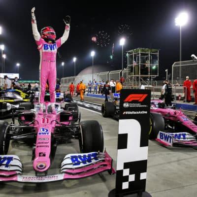 Sergio Perez Credit: FIA/F1