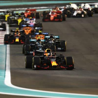 Abu Dhabi Grand Prix Credit: Red Bull Content Pool