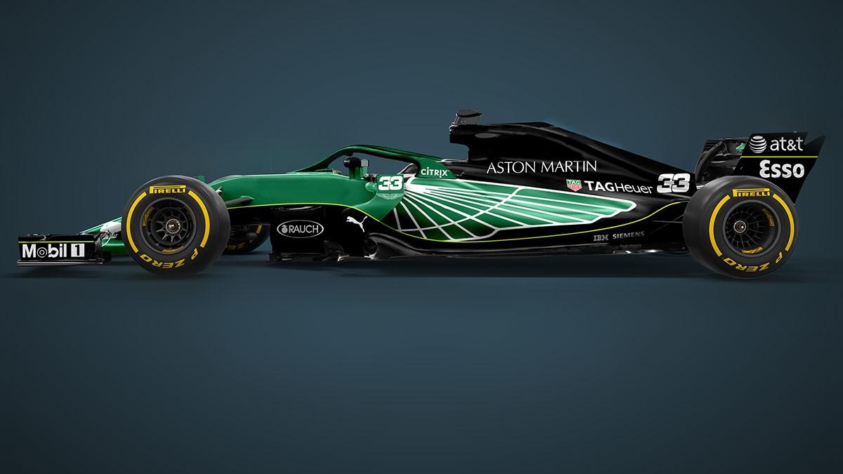 Formula 1 Vettel Aston Martin Eager To Feel Mercedes Engine