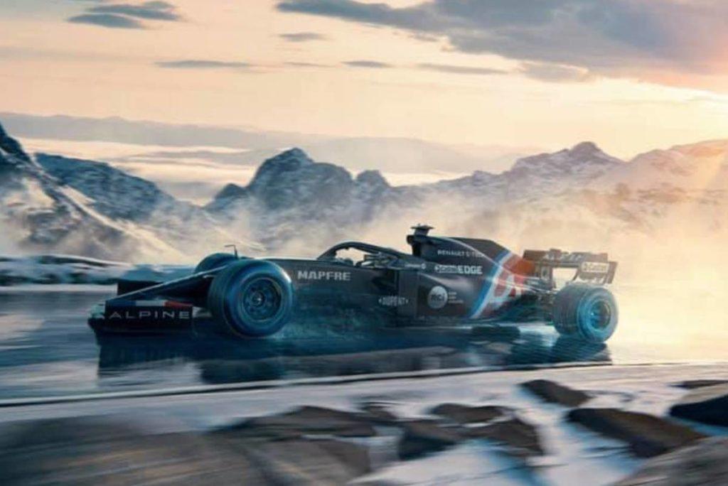 Alpine hat schon zwei F1-Rennwagen gebaut; Credit: Alpine