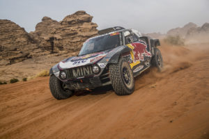 Stéphane Peterhansel gewinnt die 43. Rallye Dakar Credit: Red Bull Content Pool