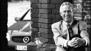 Ex-Mercedes-Vorstand Jürgen Hubbert. Credit: Daimler/Twitter