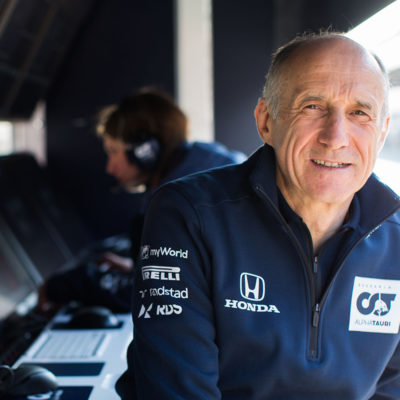 Franz Tost Credit: Red Bull Content Pool