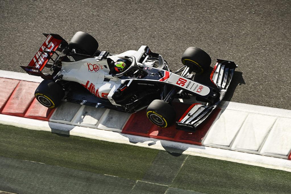 Das Haas-Team kauft schon seit dem Jahr 2016 Teile bei Ferrari ein. Credit: LAT/Haas