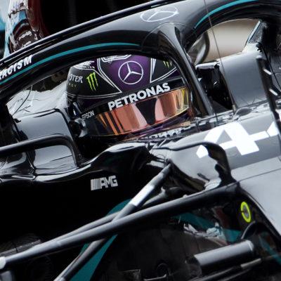 Lewis Hamilton Credit: S. Etherington / Mercedes