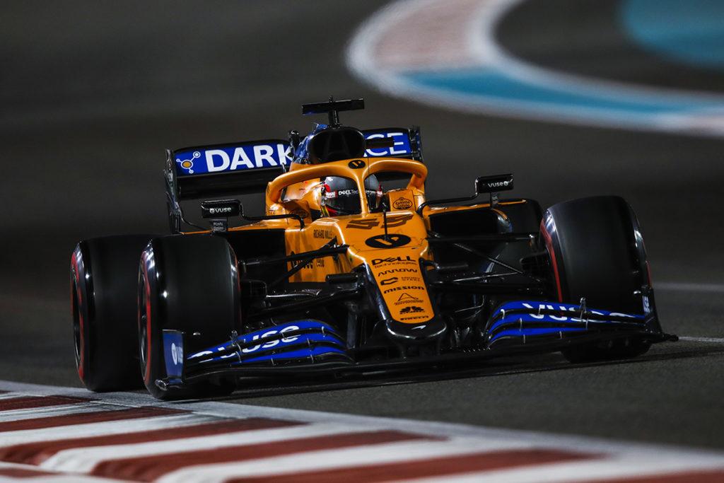 McLaren holt sich nur den Antriebsstrang von Mercedes. Credit: McLaren