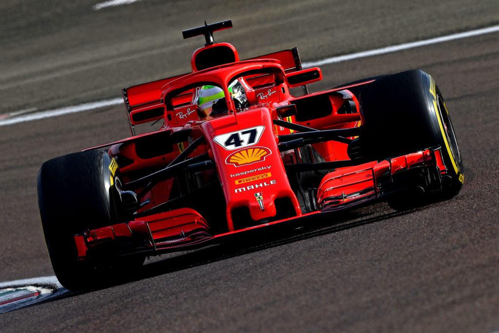 Mick Schumacher Credit: Scuderia Ferrari Press Office