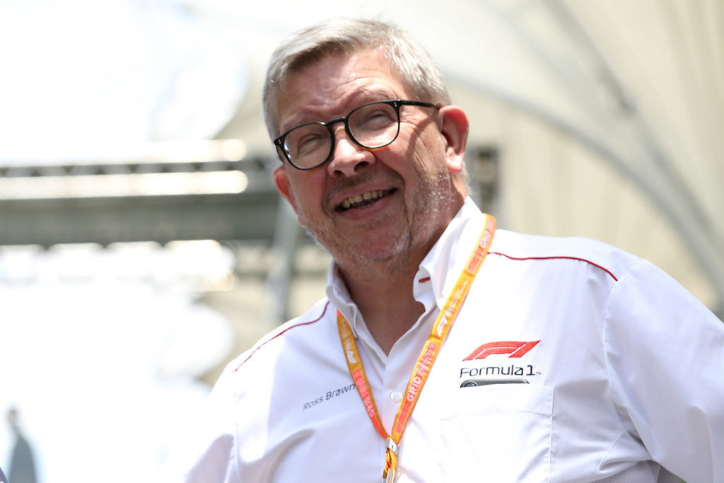 Formel-1-Sportchef Ross Brawn Credit: Red Bull Content Pool