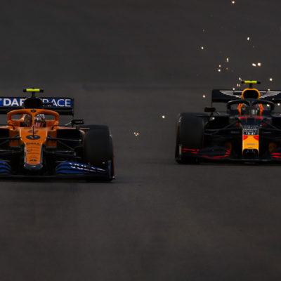 Die Formel 1 hat 2020 so wenig Überholmanöver wie zuletzt 2017 erlebt. Credit: LAT/Pirelli