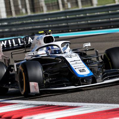 Gewinnt Williams dank Mercedes fast eine Sekunde? Credit: LAT/Williams