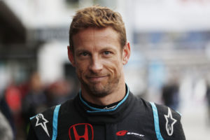 Jenson Button Credit: DTM