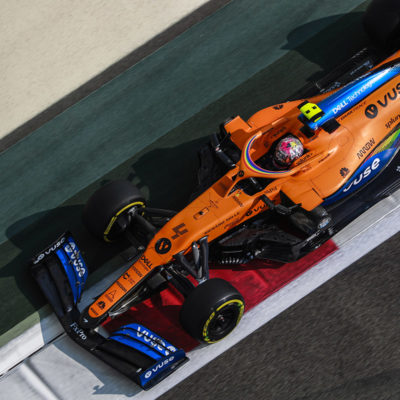 Kommt McLaren in die Formel E? Credit: McLaren