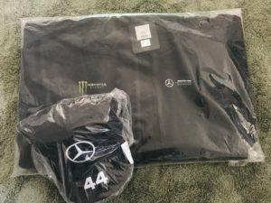 Mercedes-Softshell-Jacke und Hamilton-Basecap zu gewinnen