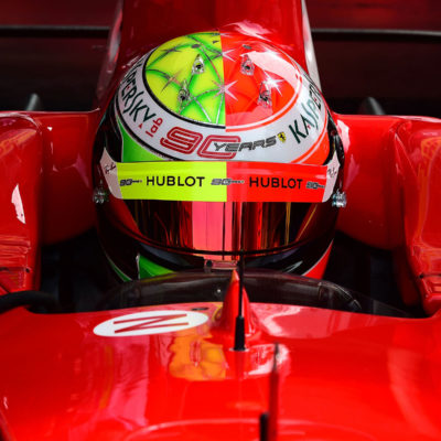 Mick Schumacher Credit: Ferrari