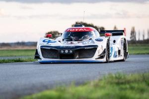 Der H24-Wasserstoff-Prototyp für Le Mans; Credit: Mission H24/Facebook