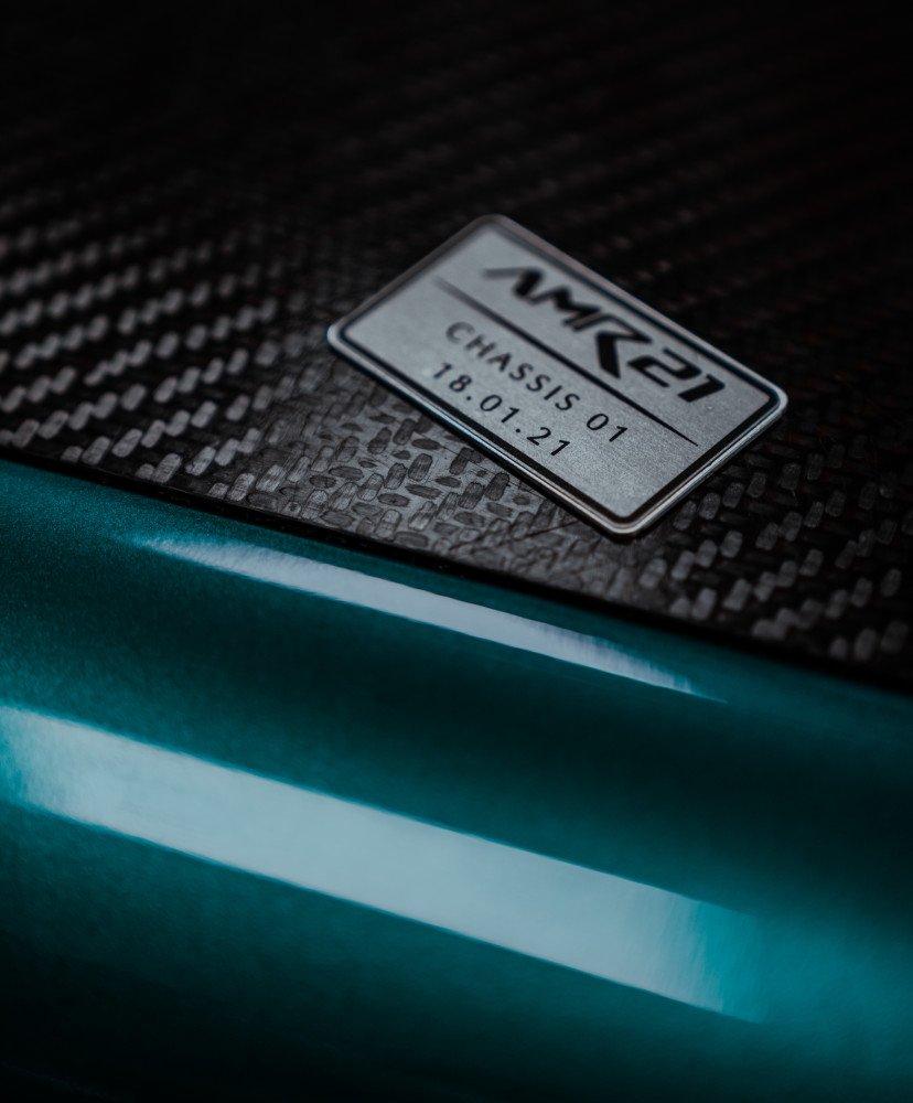 Aston Martin AMR 21. Credit: Aston Martin