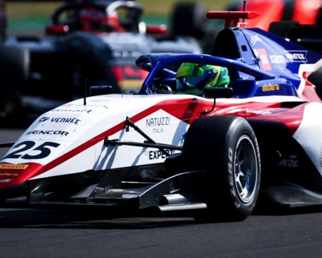 David Schumacher hatte 2020 kein erfolgreiches Formel-3-Jahr; Credit: David Schumacher/Instagram