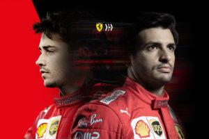 Ferrari Teamlaunch Credit: Ferrari