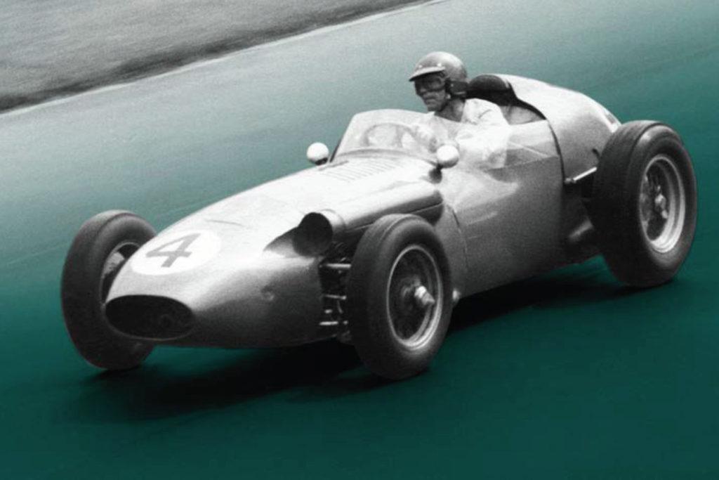 DBR4. Credit: Aston Martin