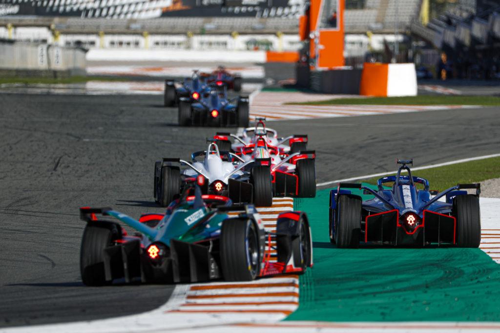 Welche Hersteller machen auch in Zukunft in der Formel E mit? Credit: Formel E