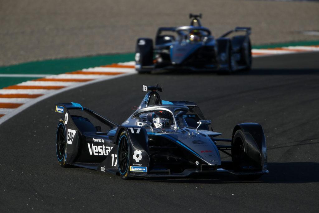 Formel E Test in Valencia Credit: LAT/Mercedes