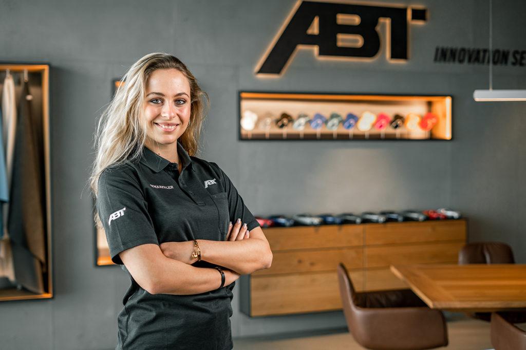 DTM Sophia Floersch ABT 2021