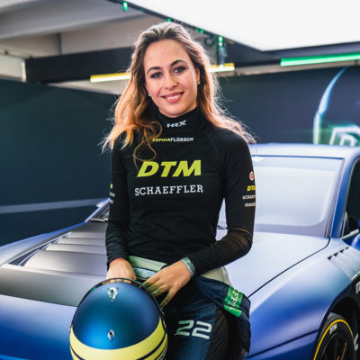 Sophia Flörsch DTM News