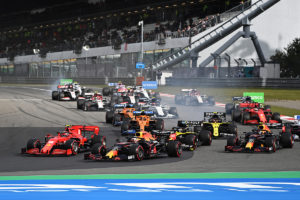 Formel 1 Eifel Grand Prix 2020