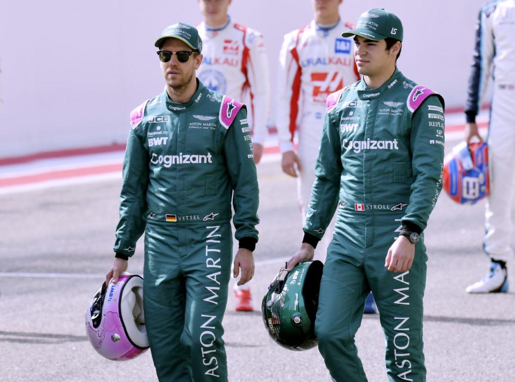 Sebastian Vettel Aston Martin Formel 1 News Lance Stroll