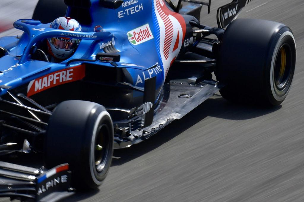 Formel 1 Alpine 2021