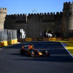 Formel 1 in Baku Credit: Red Bull Content Pool