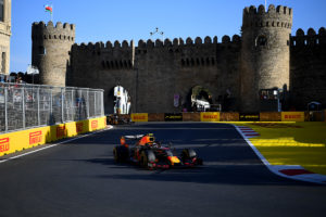 Formel 1 in Baku Credit: Red Bull Content Pool