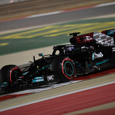 Formel 1 Lewis Hamilton Bahrain GP 2021