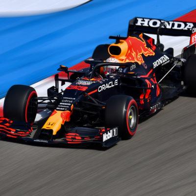 Formel 1 Max Verstappen Red Bull Bahrain FP3 2021