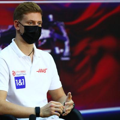 Formel 1 Mick Schumacher Bahrain GP 2021 Donnerstag