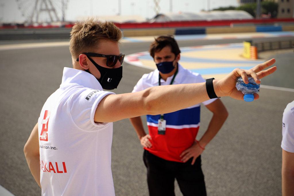 Formel 1 Mick Schumacher Haas Bahrain Grand Prix 2021