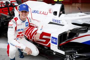 Formel 1 Mick Schumacher Haas 2021