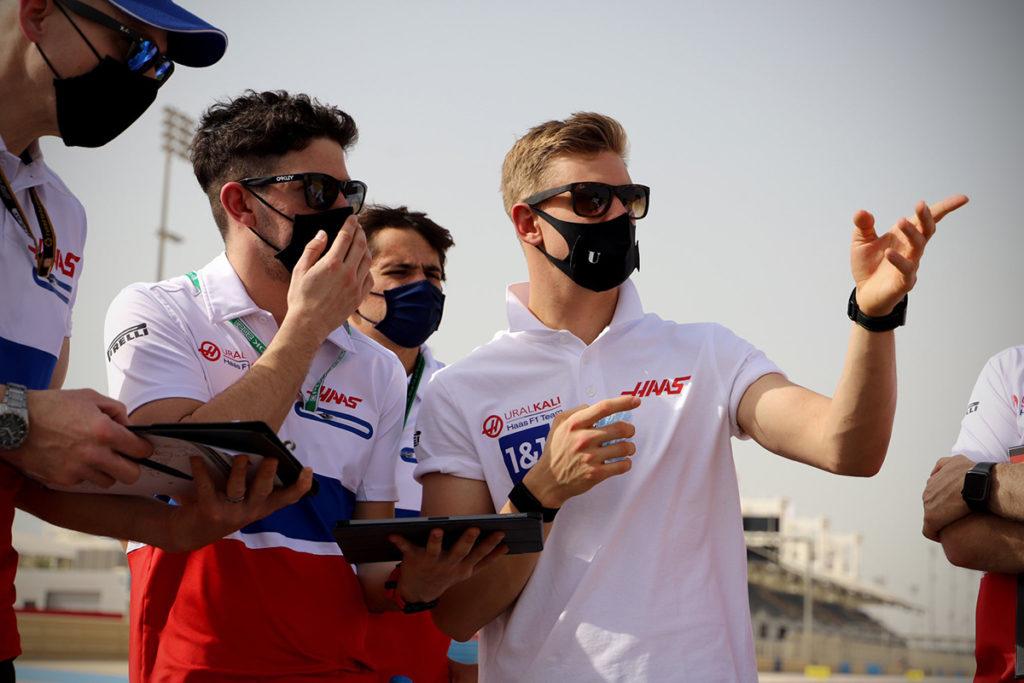Formel 1 Mick Schumacher Bahrain GP 2021