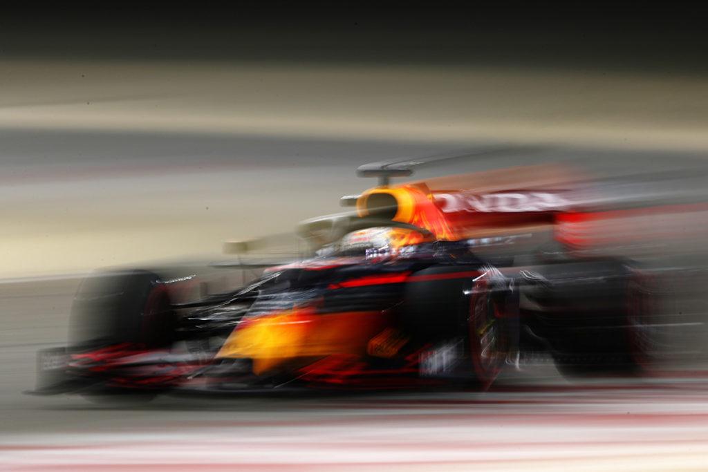 Formel 1 Verstappen Red Bull