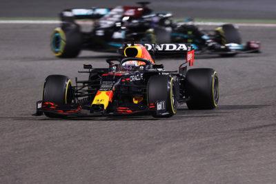 Formel 1 Red Bull Verstappen Bahrain GP 2021