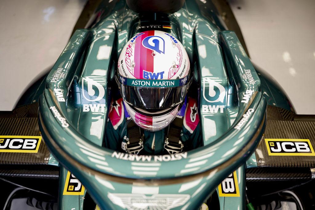 Formel 1 heute Sebastian Vettel Aston Martin